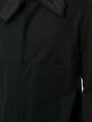 Комбинезон на молнии Ma+. Цвет: чёрный