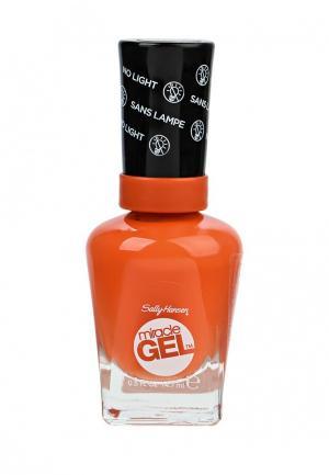 Гель-лак для ногтей Sally Hansen. Цвет: оранжевый