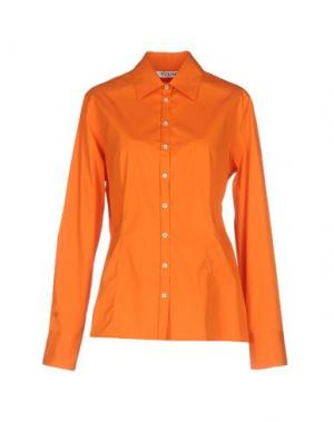 Pубашка GOSSIP. Цвет: оранжевый