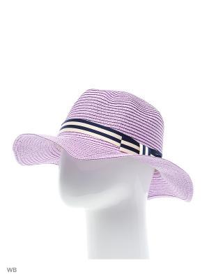 Шляпа Sophie Ramage. Цвет: фиолетовый