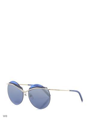 Солнцезащитные очки MARC JACOBS. Цвет: золотистый