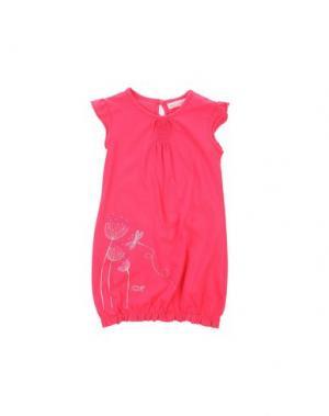 Платье MIRTILLO. Цвет: фуксия