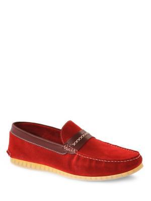 Обувь Vera Victoria Vito. Цвет: красный