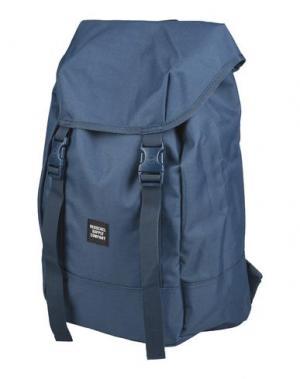 Рюкзаки и сумки на пояс HERSCHEL SUPPLY CO.. Цвет: синий
