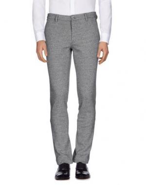 Повседневные брюки MASON'S. Цвет: серый