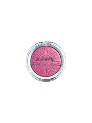 Lumene Nordic Nude Невесомые румяна № 3, оттенок полдень. Цвет: розовый, золотистый, коралловый