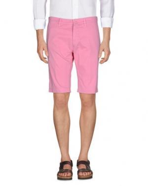 Бермуды MASON'S. Цвет: розовый