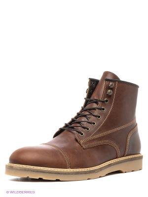 Ботинки Shoe the Bear. Цвет: светло-коричневый