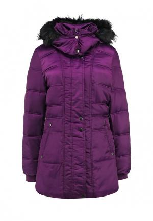Куртка утепленная Naf. Цвет: фиолетовый