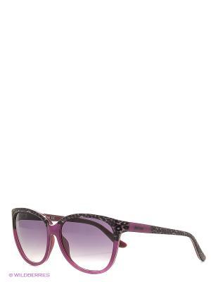Солнцезащитные очки JC 514S 77В Just Cavalli. Цвет: малиновый