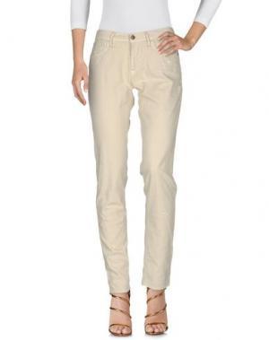 Джинсовые брюки COAST WEBER & AHAUS. Цвет: бежевый