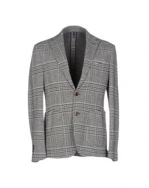 Пиджак DOMENICO TAGLIENTE. Цвет: светло-серый