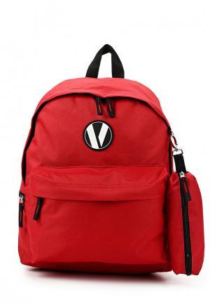 Рюкзак Veegul. Цвет: красный