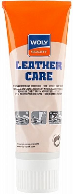 Крем для ухода за обувью из гладкой кожи  Sport, черный Woly