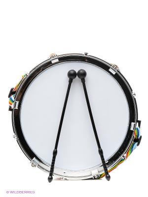 Барабан VELD-CO. Цвет: желтый, белый, черный