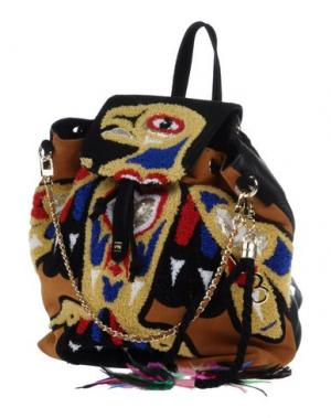 Рюкзаки и сумки на пояс V°73. Цвет: верблюжий