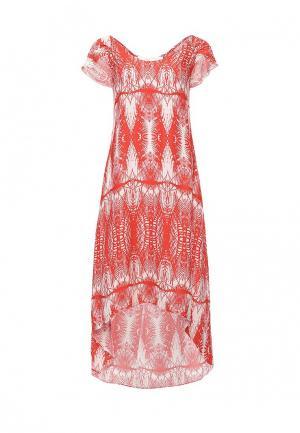 Платье Met. Цвет: разноцветный