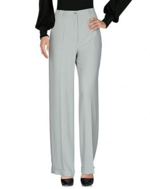 Повседневные брюки MARIO BORSATO. Цвет: светло-зеленый