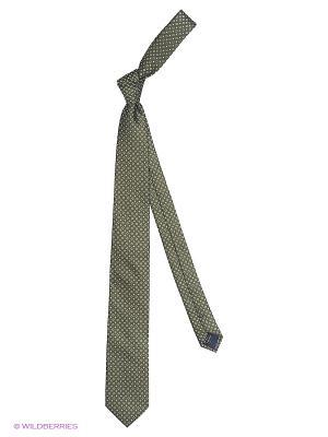 Галстуки KARFLORENS. Цвет: темно-зеленый