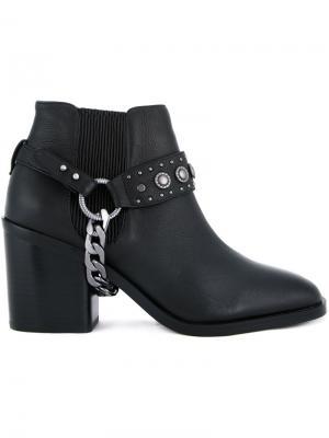 Ботинки Yani I Senso. Цвет: чёрный