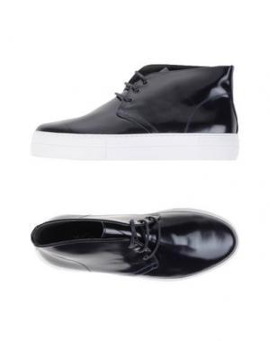 Высокие кеды и кроссовки HODRY. Цвет: темно-синий