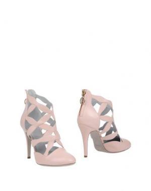 Ботинки RAYNE. Цвет: светло-розовый