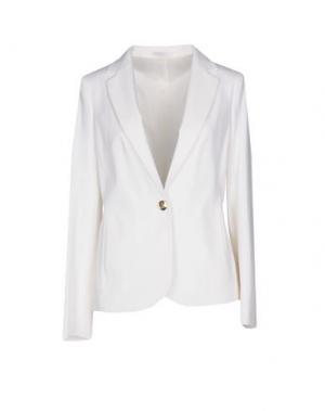 Пиджак CARLA G.. Цвет: белый
