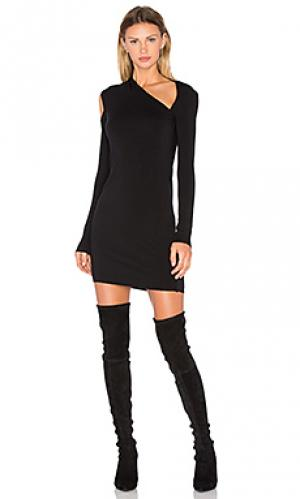 Мини платье weiland Bailey 44. Цвет: черный