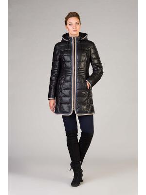 Пальто OSTRICH. Цвет: черный