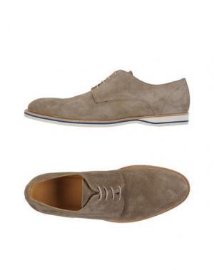 Обувь на шнурках SEBASTIAN. Цвет: серый