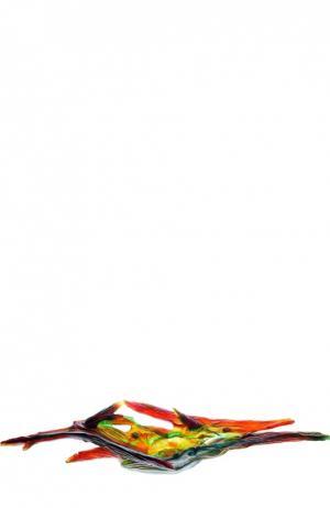 Ваза для фруктов Sequoia Daum. Цвет: бесцветный