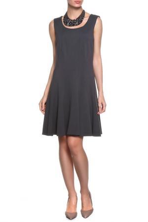 Платье Laurel. Цвет: серый