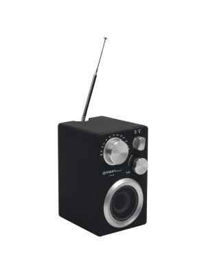 Радио FIRST. Цвет: черный