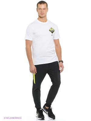 Брюки REV WVN TRACK PNT EL Nike. Цвет: черный, желтый