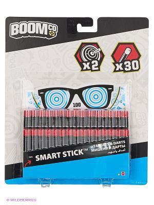 Набор дополнительных аксессуаров для игры BOOMco. Цвет: синий, красный