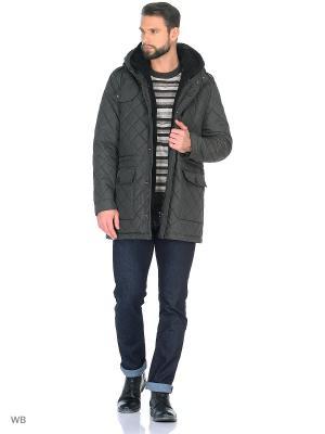 Куртка Trussardi. Цвет: коричневый