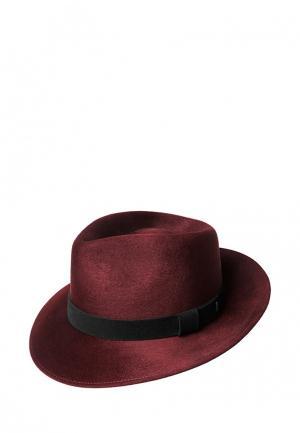 Шляпа Bailey. Цвет: бордовый