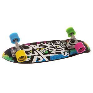 Скейт мини круизер  Steady Multi 6.75 x 25 (63.5 см) Sector 9. Цвет: мультиколор