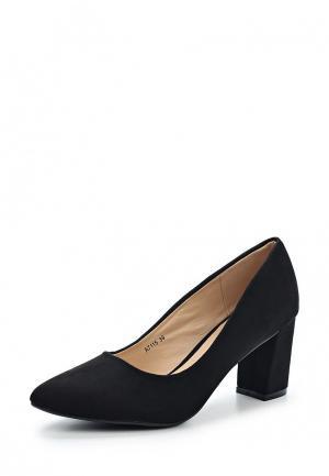 Туфли Benini. Цвет: черный