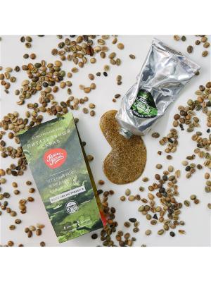 Скраб Зеленый кофе Галька и Галыш. Цвет: зеленый