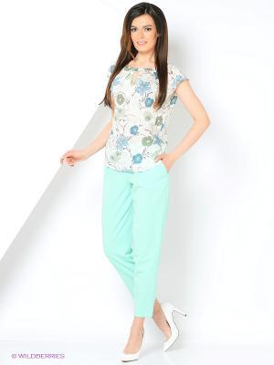 Блуза Marlen. Цвет: бежевый