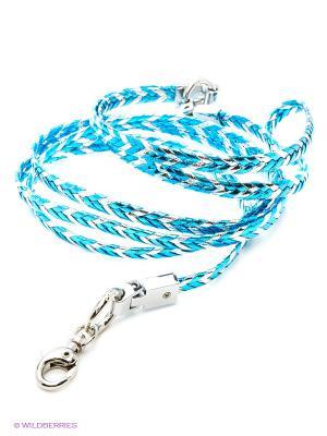 Поводок Doggy Style. Цвет: синий