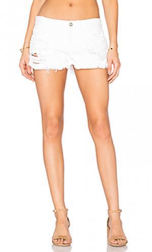 Джинсовые шорты blondie Siwy. Цвет: none