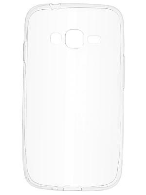 Накладка skinBOX slim silicone 4People для Samsung Galaxy J106 J1 mini Prime. Цвет: прозрачный