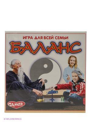 Настольная игра Баланс DREAM MAKERS. Цвет: белый, красный
