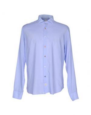 Pубашка PANAMA. Цвет: сиреневый