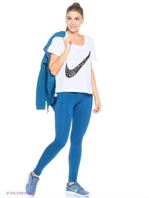 Футболка W NSW TOP GX Nike. Цвет: белый