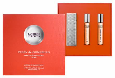 Дорожный набор Coffret Lumiere dEpices (Объем 2*8,5 мл) Terry de Gunzburg