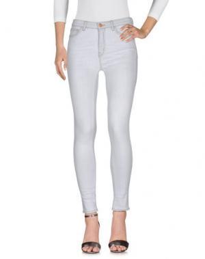 Джинсовые брюки MIH JEANS. Цвет: светло-желтый