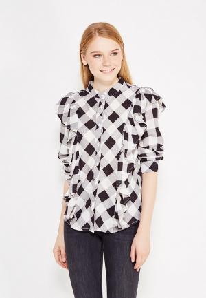 Блуза Sweewe. Цвет: разноцветный